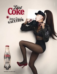 Coca-Cola Diet Jean Paul Gaultier