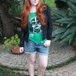 Look da Julia: May the 4th be with you | Camiseta Star Wars