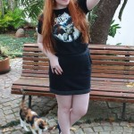 #Look da Julia: Camiseta do Batman e Zaxy Power