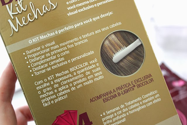 Biocolor Kit Mechas