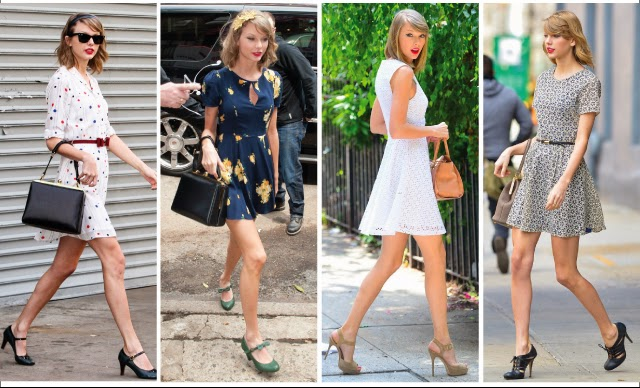 Estilo: Taylor Swift