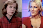 Gillian Anderson Scully