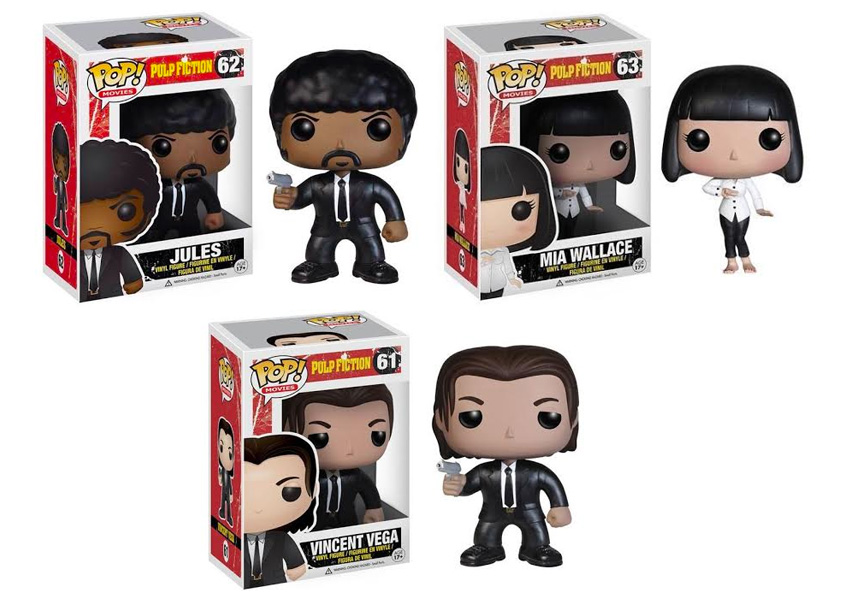 funko pop pulp fiction
