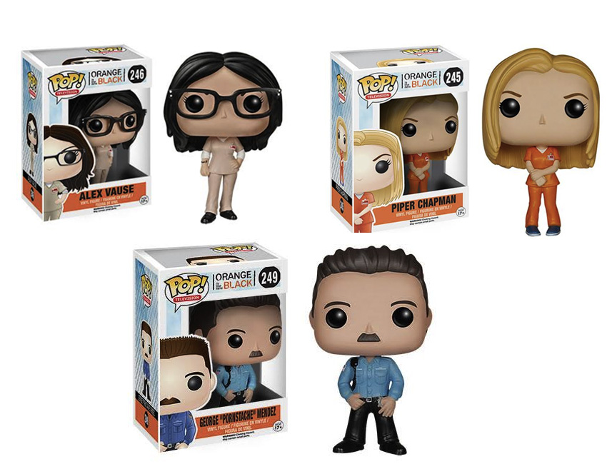 Funko Orange is the new black