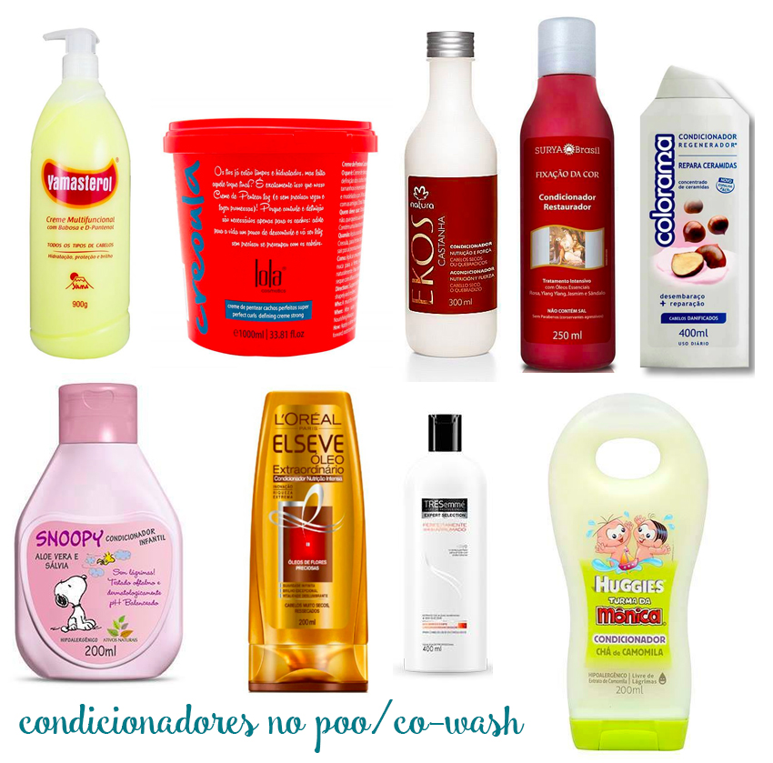 condicionador co-wash
