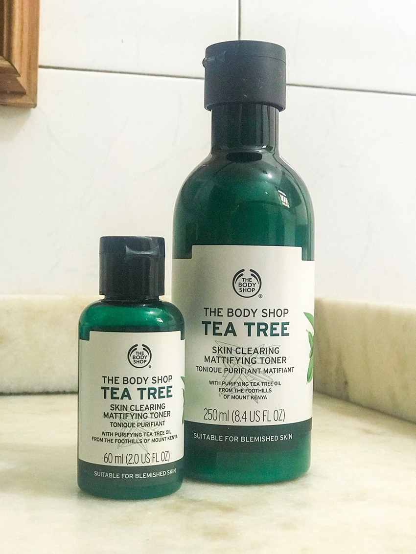 Tônico Tea Tree The Body Shop